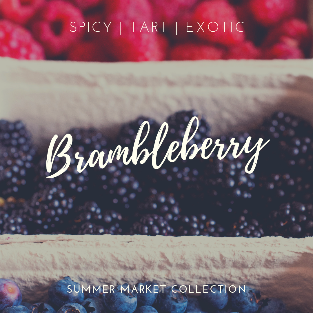 Brambleberry Vegan Scented Candle