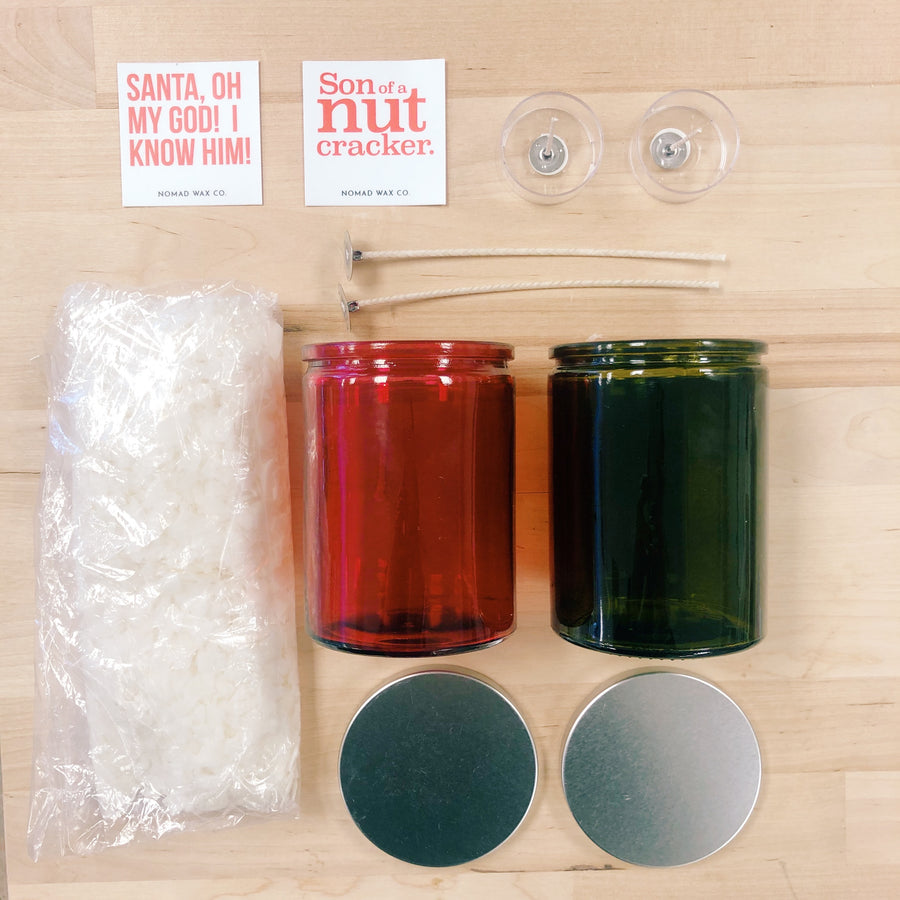 Make Your Own Candle Kit - Holiday