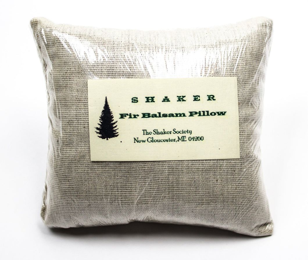 Balsam Fir Pillows (Small)