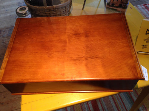 New Lebanon Shaker Lap Desk Reproduction by Boyd Hutchison