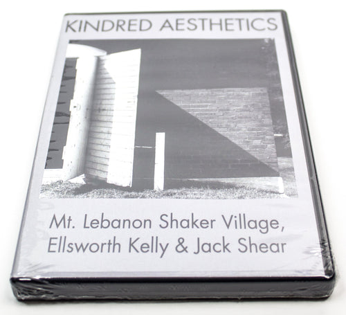 Kindred Aesthetics: Mt. Lebanon Shaker Village, Ellsworth Kelly & Jack Shear (DVD)