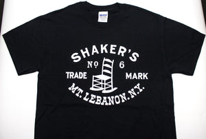 Shaker's No. 6 T-Shirt, New Lebanon