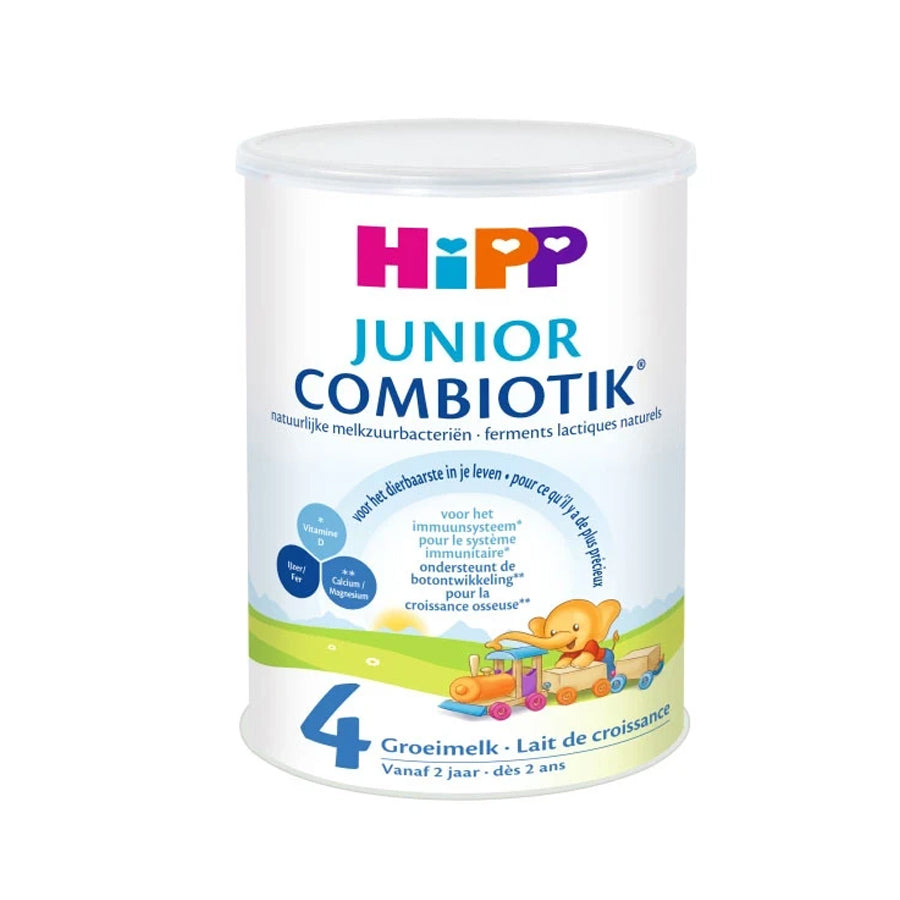 HiPP Dutch Stage 4 COMBIOTIK Junior Toddler Milk Formula