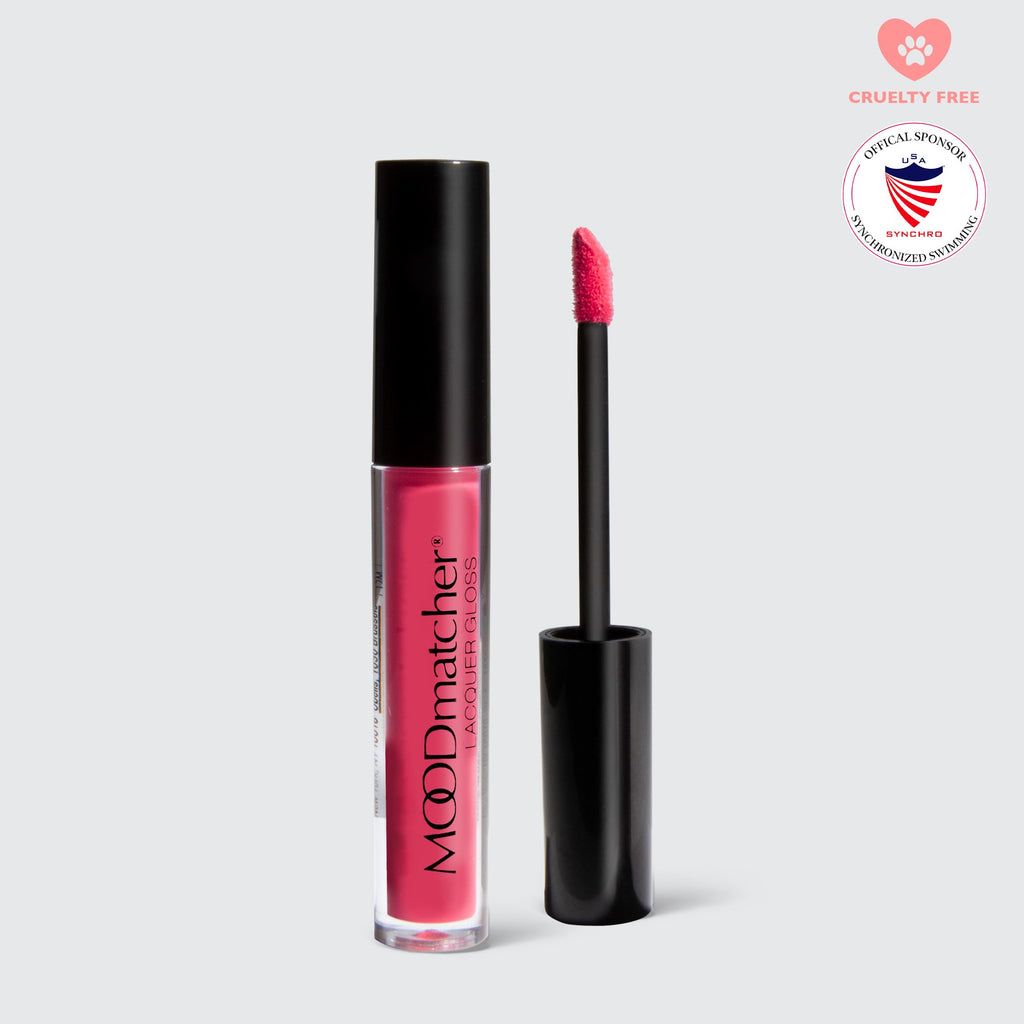 MOODmatcher Lacquer Gloss Lip Gloss FranWilson PINK PERFECTION