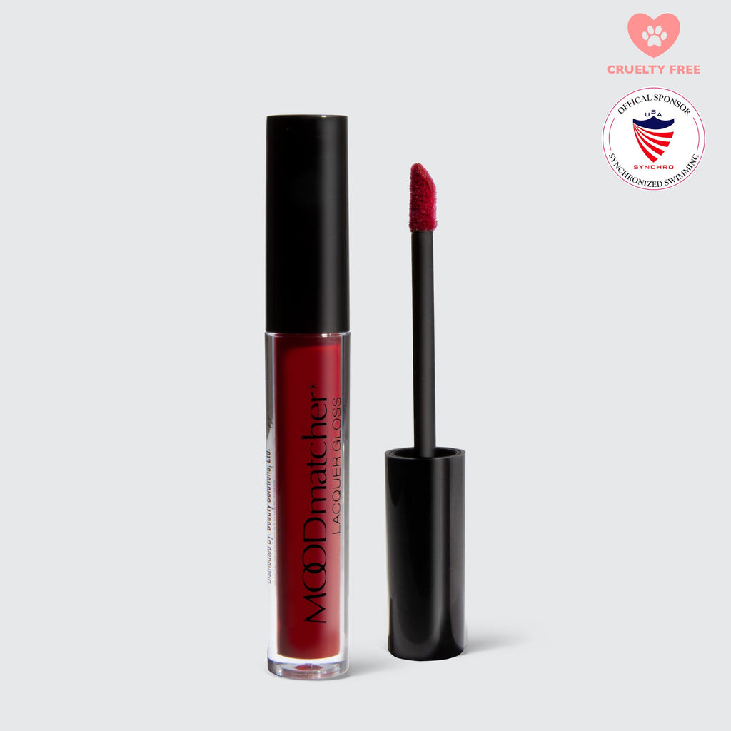 MOODmatcher Lacquer Gloss Lip Gloss FranWilson ROUGE DESIRE