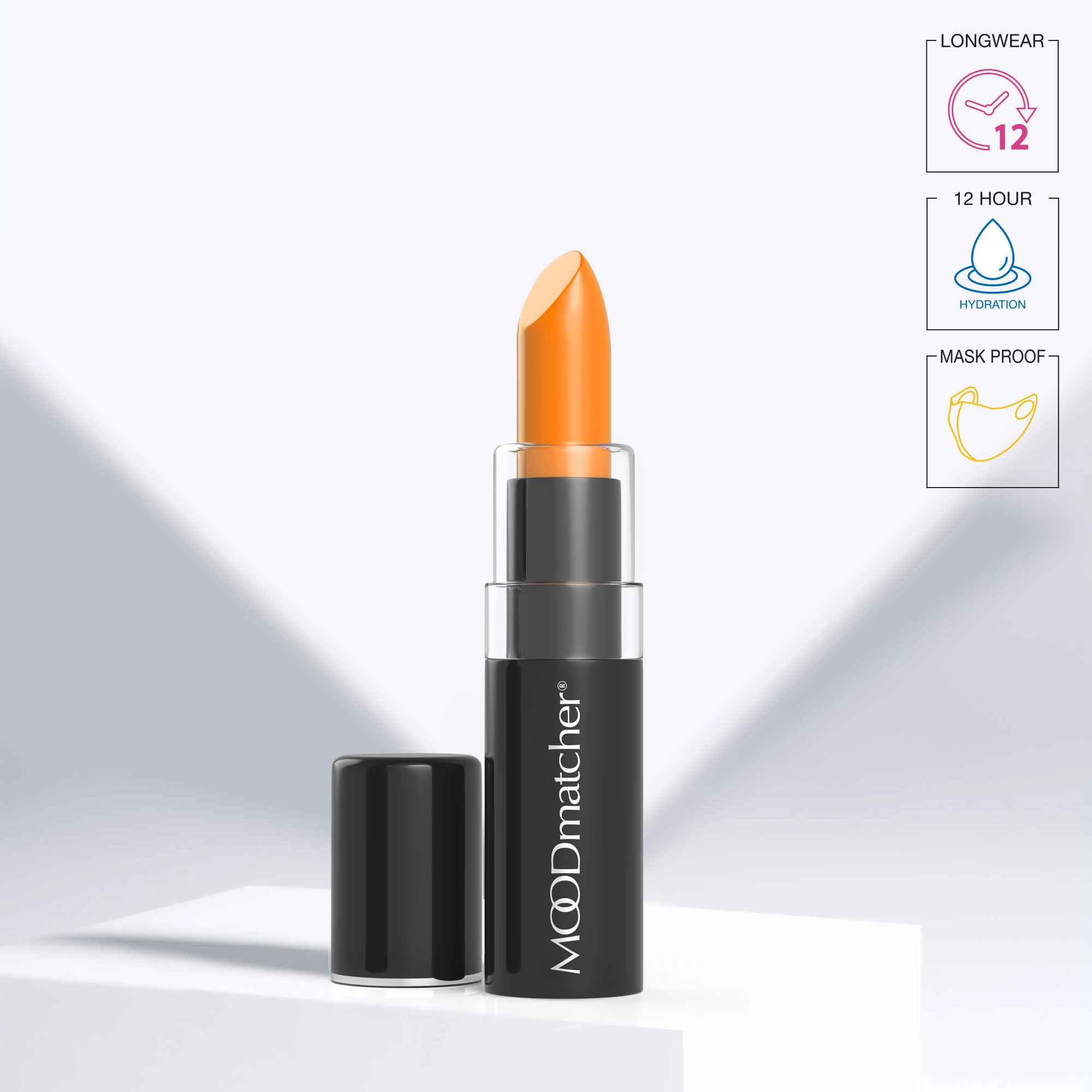 MOODmatcher Lipstick Orange - Fran Wilson