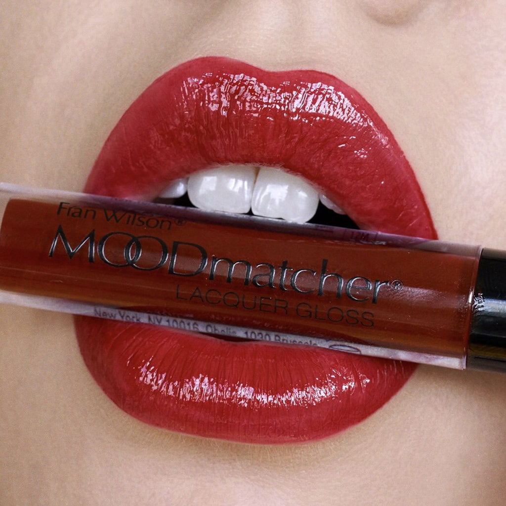 MOODmatcher Lacquer Gloss Rouge Desire - FranWilson