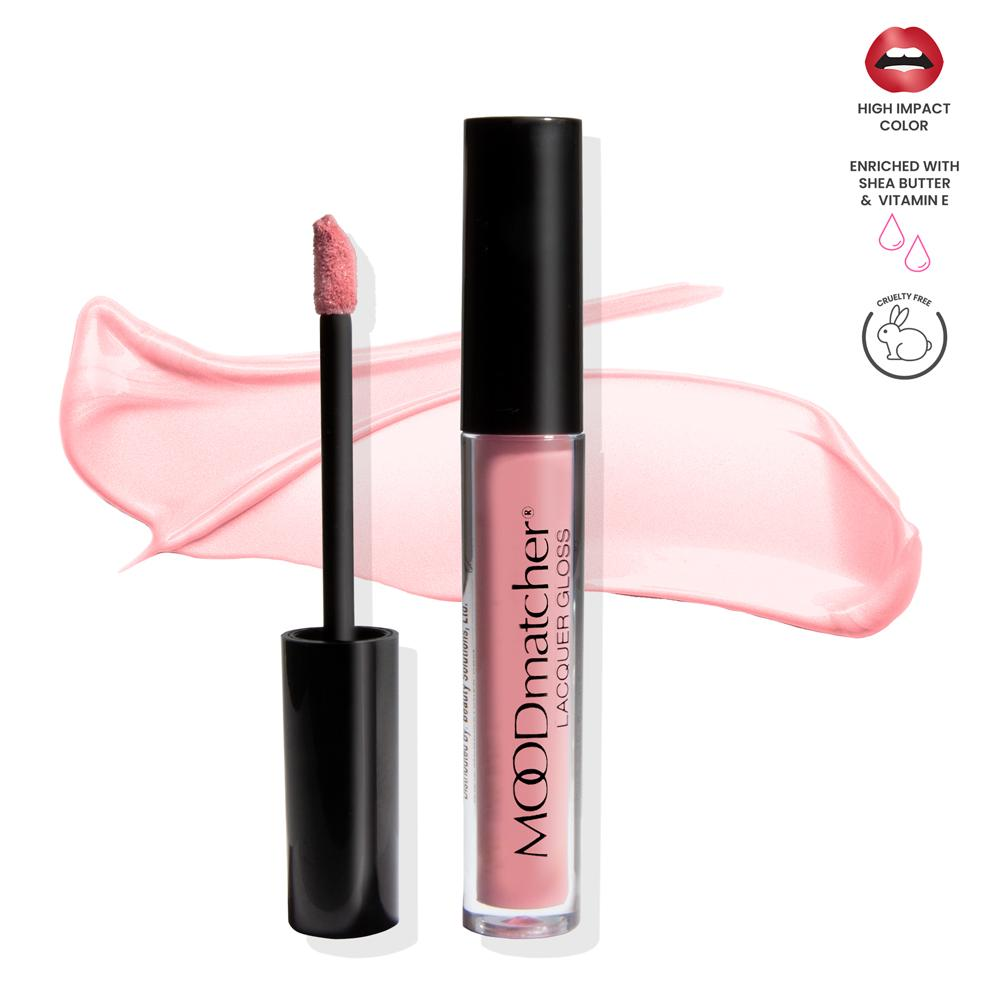 MOODmatcher Lacquer Gloss Sheer Infatuation - FranWilson