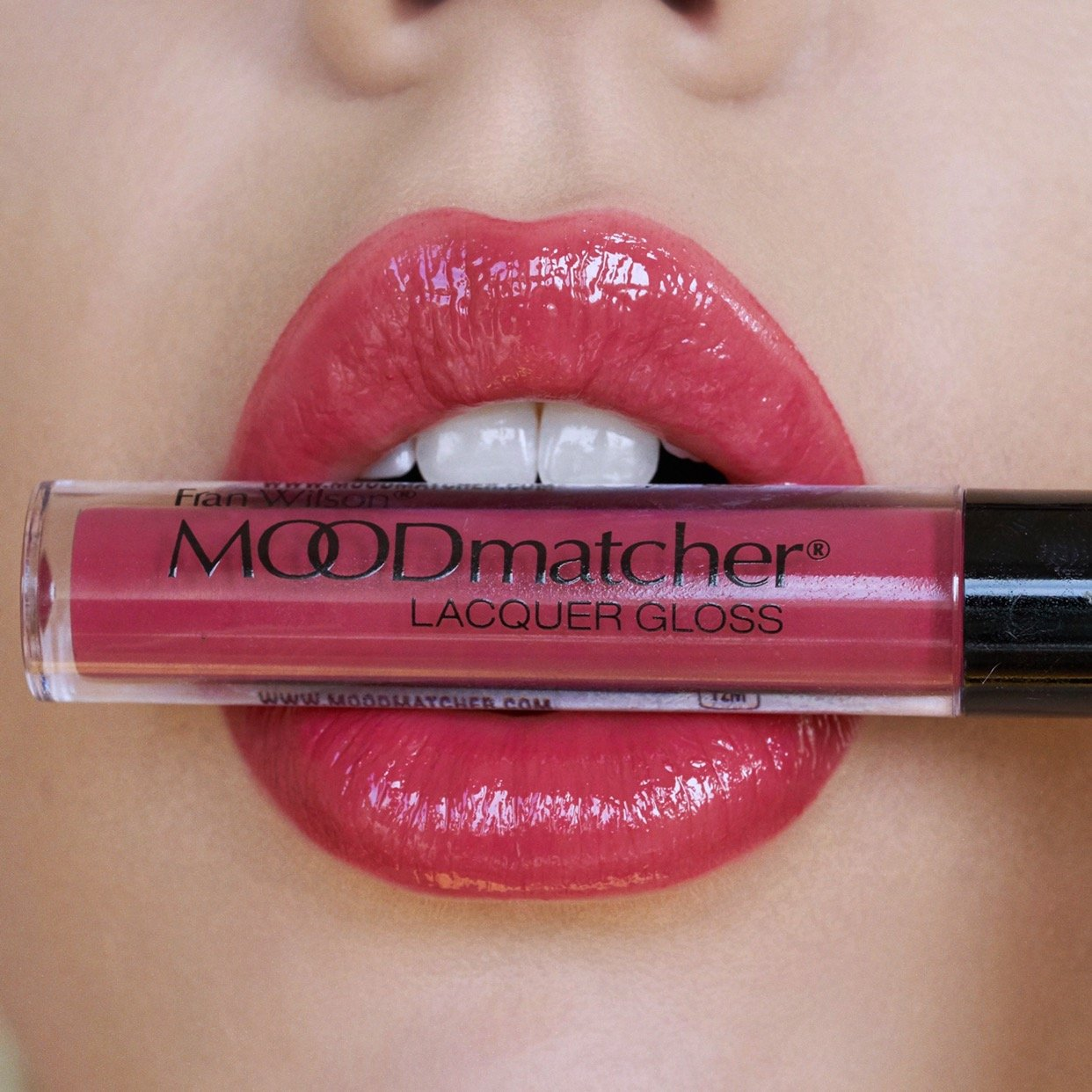 MOODmatcher Lacquer Gloss Vivacious Violet - Fran Wilson