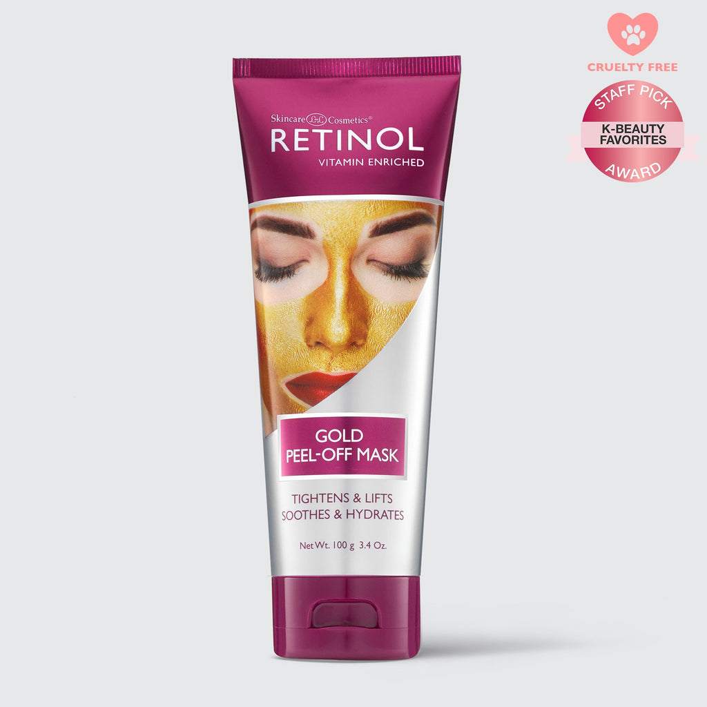 Retinol Gold Peel-Off Mask - FranWilson