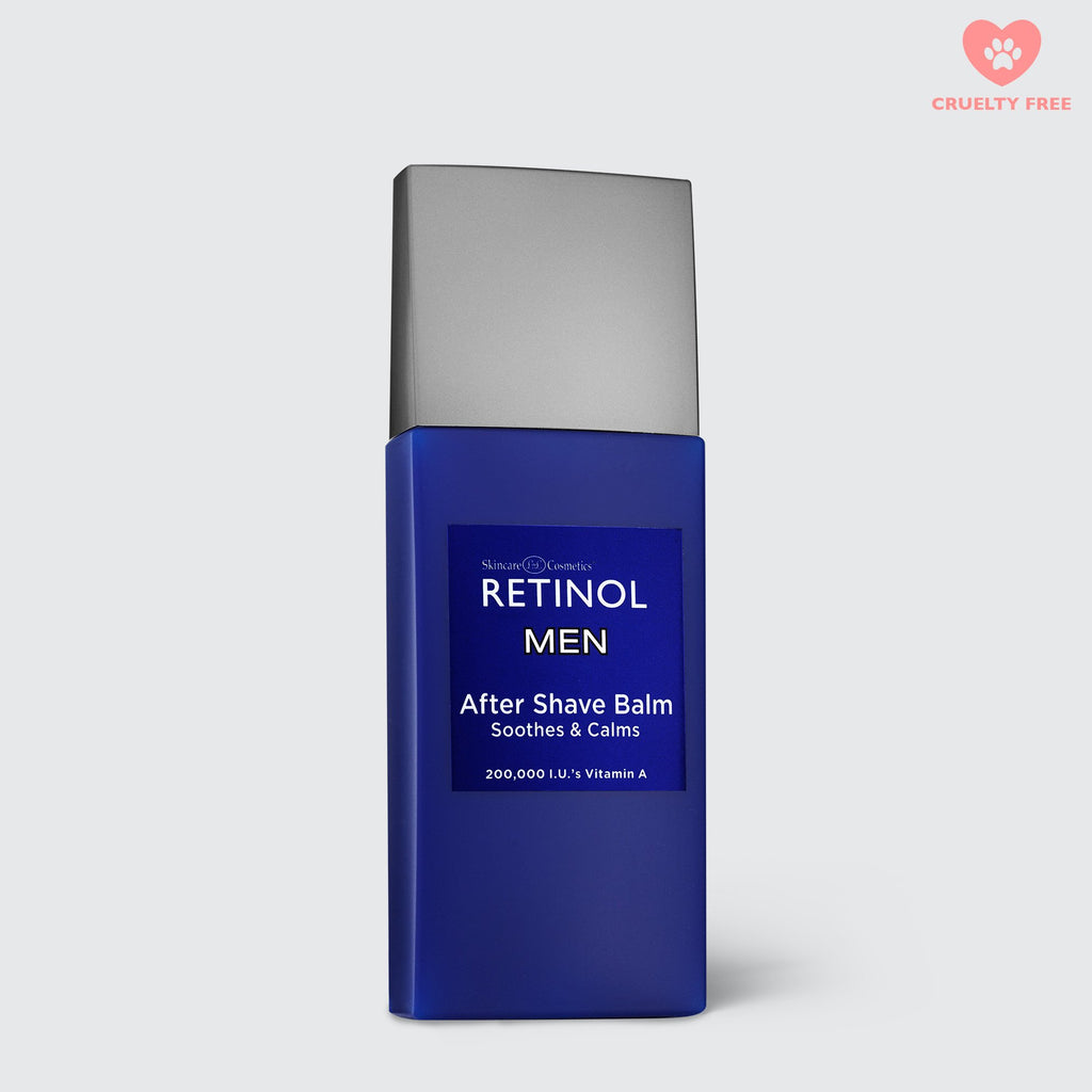 Retinol Men's After Shave Balm - FranWilson