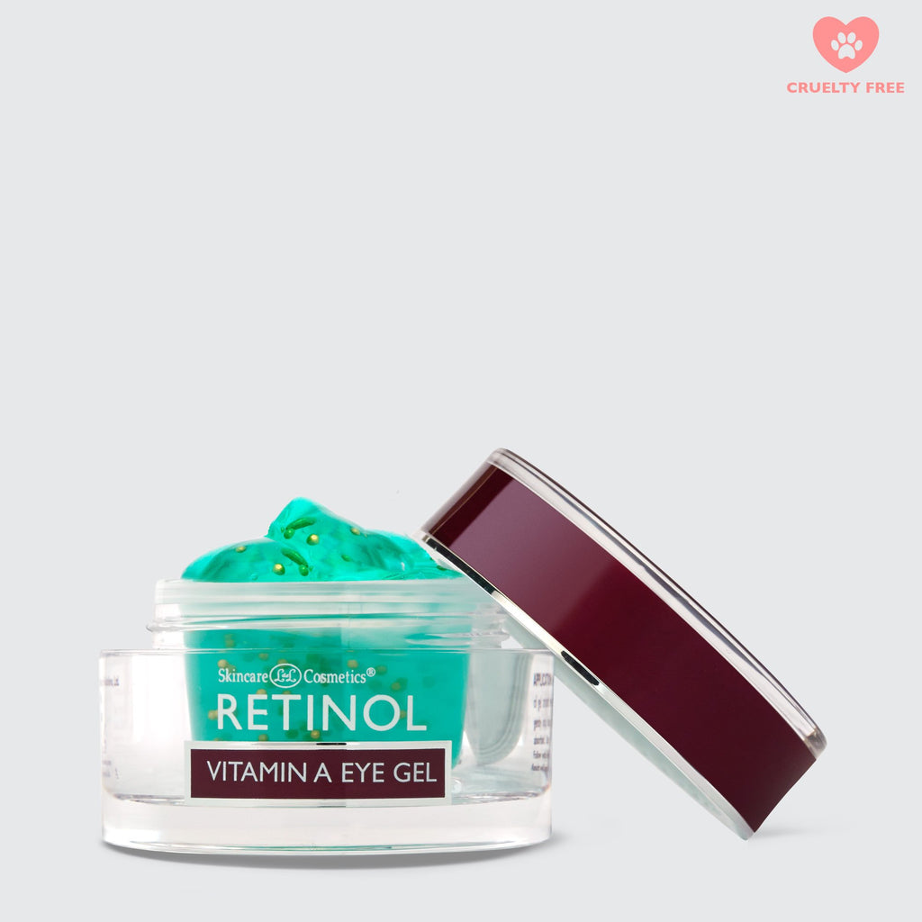 Retinol Vitamin A Eye Gel - FranWilson