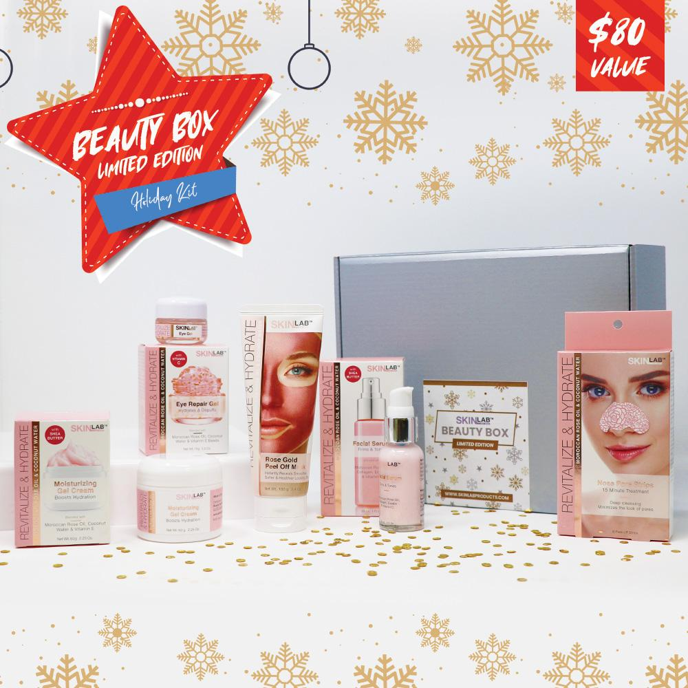 SkinLab Holiday Revitalize & Hydrate Kit - FranWilson