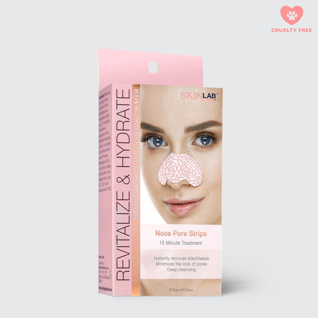 SkinLab Revitalize & Hydrate Nose Pore Strips - FranWilson