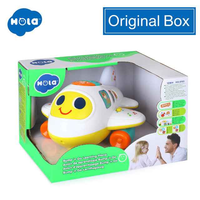 3485bc3be Baby Toys Electronic Airplane – egotten2019