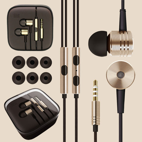 Image of wholesale xiaomi metal earbuds