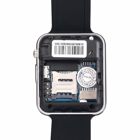 Image of G10D Smart Watch Phone with Sim Card and Memory Card Slot Compatible with IOS and Android Phones direct Factory
