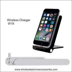 Wholesale China Factory Supplier Wireless Charger W19 Cheap Price usa Distributor