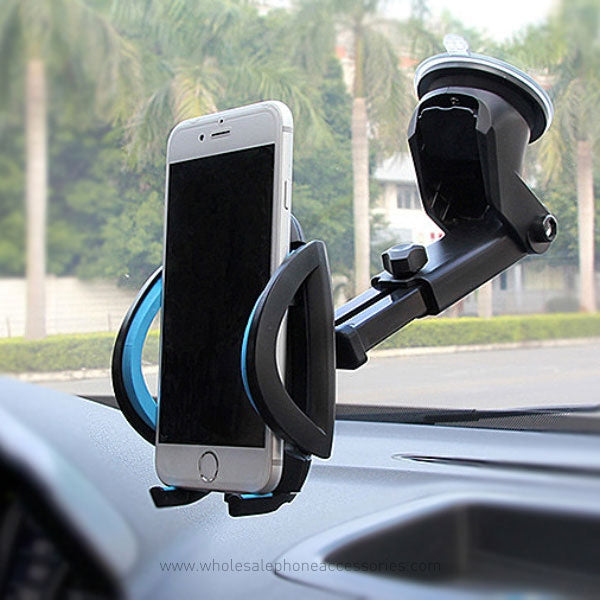 China-Supplier-Universal car phone holder stand mount with suction-cheap-Price-Wholesale-USA-Distributor-Factory-Bulk-Lots-Manufacturer