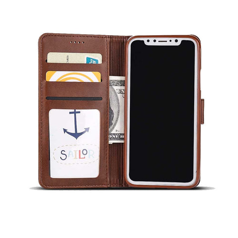 Supplier Cheap Price Wholesale USA Distributor  LC.IMEEKE iPhone X 8 8Pus 7 7Plus 6/6s 6Plus/6sPlus Wallet  Stand PU Leather Case Factory China