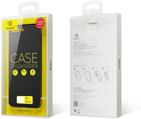 china wholsale supplier factory baseus wing case iphone 7 distributor cheap price
