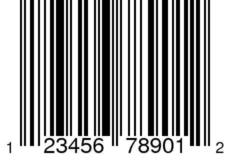 Image of UPC EAN Barcode label printing service fees