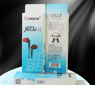 Wholesale langsdom earphones jd88  CHina Factory Supplier CHeap Price
