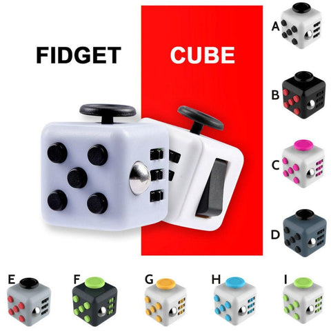 Image of Wholesale Magic Fidget Cube from China bulk lots cheap