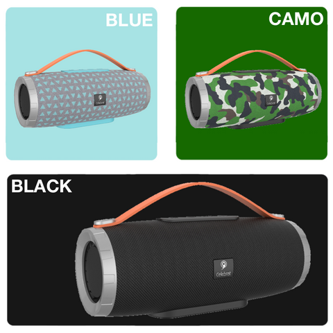 Celebrat 10W Dual Core Outdoor Bluetooth Speaker [SPECIAL EDITION]