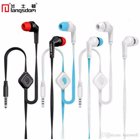 Image of china wholsale supplier factory langsdom earphones jd88 distributor cheap price