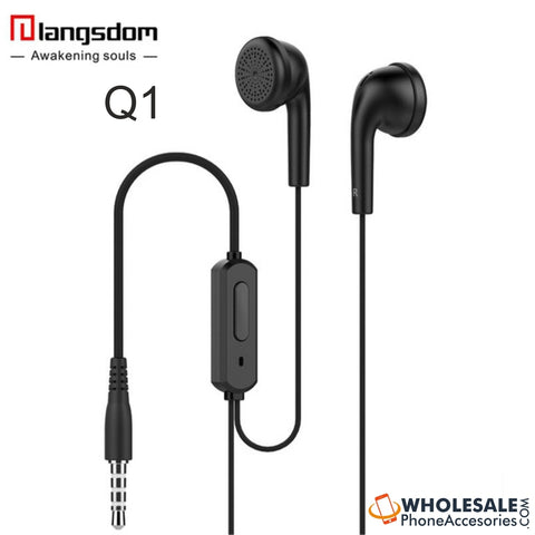 Image of China Wholesale langsdom earphones q1 Factory Supplier Cheap Price Distributor