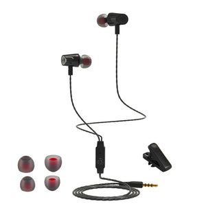Langsdom R36 In-Ear earphones Dynamic special metal high quality sound