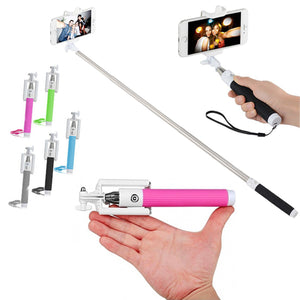 wholesale pocket size portable foldable short compact selfie stick bulk lots cheap china manufacturer price supplier factory