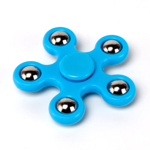 China factory Bulk lots price for fidget hand spinner with metal balls
