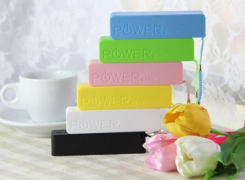 Image of 2600mah oem perfume powerbank supplier