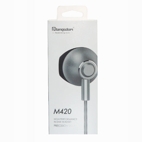 China Supplier langsdom earphones m420 WHolesale Factory Distributor