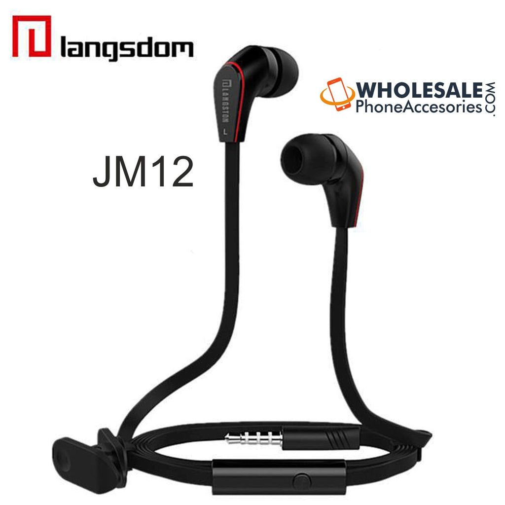 Wholesale langsdom earphones jm12 CHina Factory Supplier CHeap Price