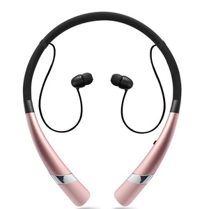 Hv-960 Bluetooth Earphone  Wireless Headphone Neckband Headsets Sport Sweatproof Earbuds for Bluetooth Devices