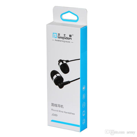 Image of wholesale china supplier factory langsdom earphones I7 cheap price distributor
