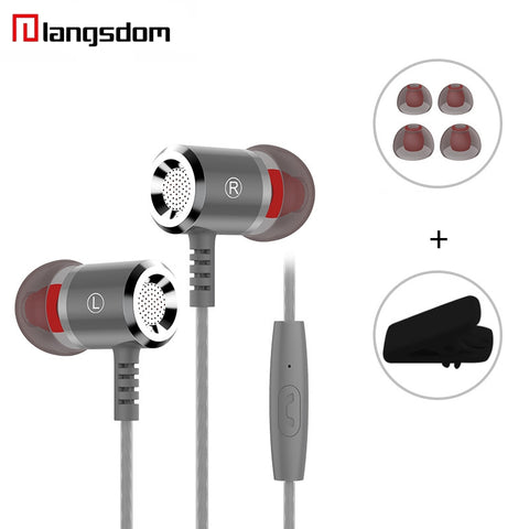 Image of China Wholesale langsdom earphones m400 Factory Supplier Cheap Price Distributor