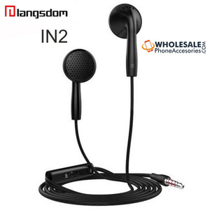 wholesale factory china supplier langsdom earphones IN2 cheap price ditributor