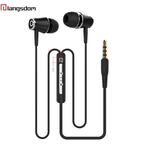 Image of China Wholesale langsdom earphones e2  Factory Supplier Cheap Price Distributor