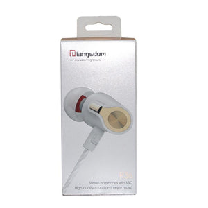 wholesale china supplier factory langsdom earphones R36 cheap price distributor