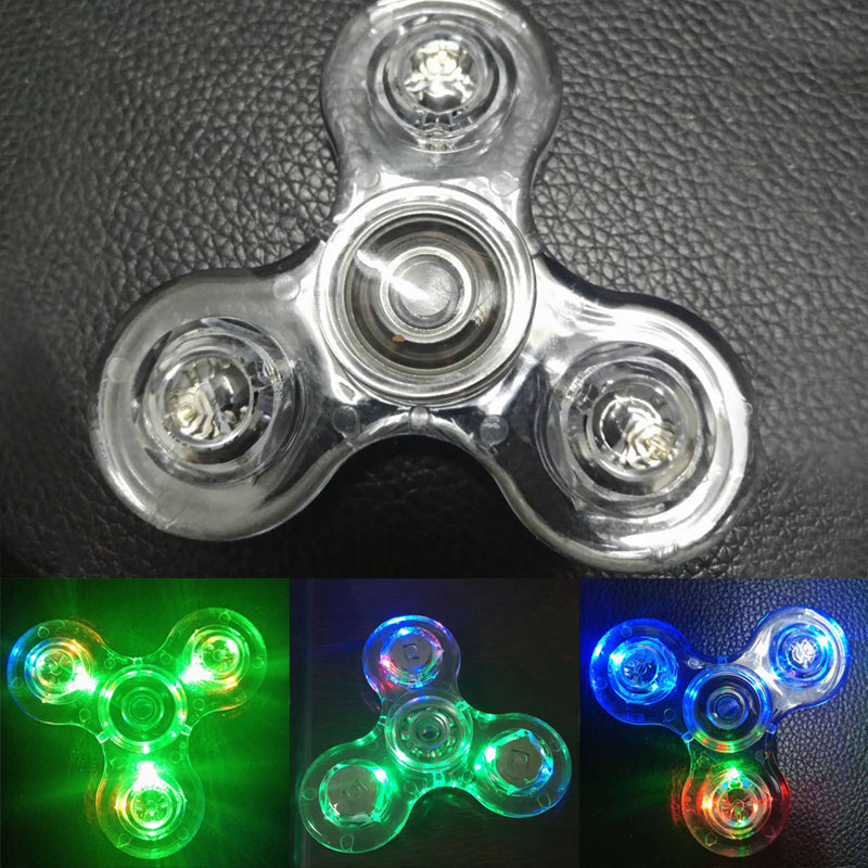 China Wholesale LED Fidget hand spinner supplier