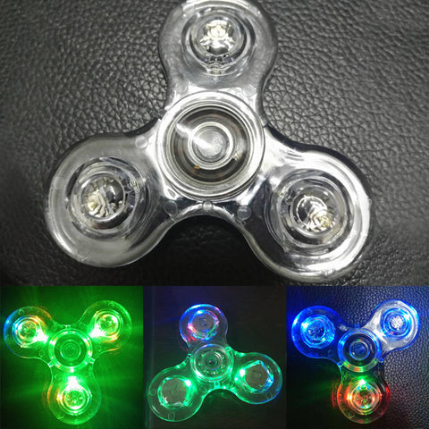Image of China Wholesale LED Fidget hand spinner supplier