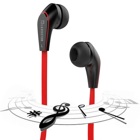 Image of wholesale factory china supplier langsdom earphones jm12 cheap price ditributor