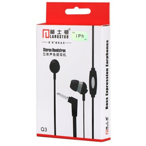 Image of wholesale factory china supplier langsdom earphones q3 cheap price ditributor