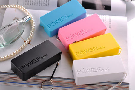 custom oem powerbank logo printing supplier