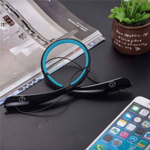 Image of HV-930 Wireless Sports Wholesale price Hands-free Neckband Headphones Earphones for iPhone Samsung other Bluetooth Device