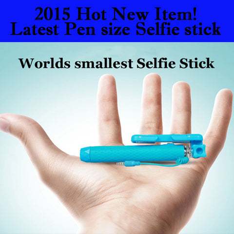 Image of cute unique 2015 new items to sell wholesale selfie stick cheap china bulk lots supplier